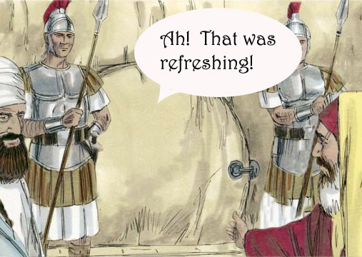 resurrrection myths
