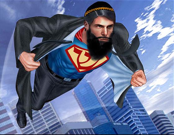 Jewish Superhero