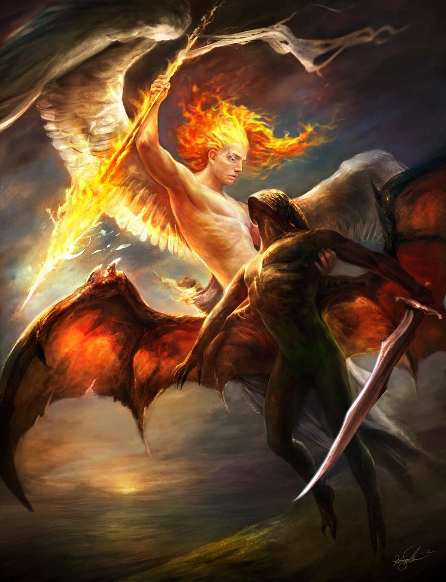 demons and fallen angels